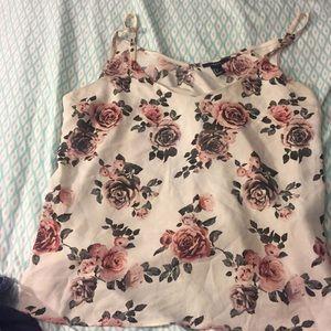 Forever21 tanks blouse